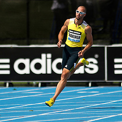 adidas Grand Prix track & field: mens 400 meters, Jeremy Wariner, USA
