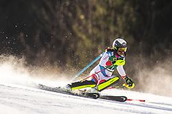 Wendy Holdener (SUI) during the Ladies' Slalom at 56th Golden Fox event at Audi FIS Ski World Cup 2019/20, on February 16, 2020 in Podkoren, Kranjska Gora, Slovenia. Photo by Matic Ritonja / Sportida