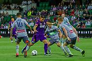 Perth Glory v Central Coast