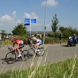 01-09-2016: Wielrennen: Ladies Tour: Sittard<br /> SITTARD (NED) wielrennen<br /> Nina Kessler