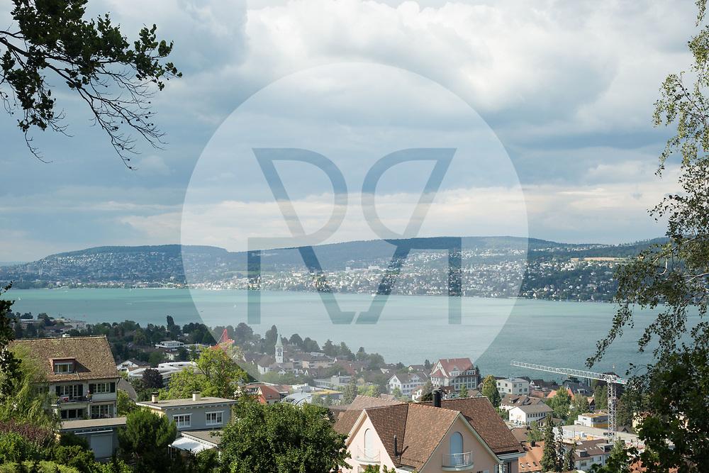 SCHWEIZ - RÜSCHLIKON - Zürichsee - 28. Juni 2018 © Raphael Hünerfauth - http://huenerfauth.ch