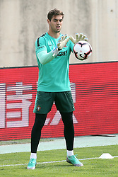 September 6, 2018 - Na - Loulé, 05/09/2018 - National Team AA: Preparation for the League of Nations: Adaptive training for the preparation match with Croatia at the Estádio Algarve. Cláudio Ramos; (Credit Image: © Atlantico Press via ZUMA Wire)