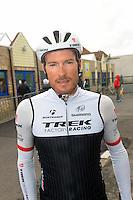 Rast Gregory -  Trek Factory Racing - 31.03.2015 - Trois jours de La Panne - Etape 01 - De Panne / Zottegem <br /> Photo : Sirotti / Icon Sport<br /> <br />   *** Local Caption ***