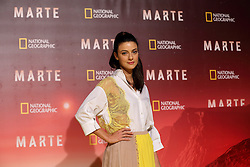 November 8, 2016 - Roma, RM, Italy - Italian actress Barbara Ronchi during Red Carpet of the premier of Mars, the largest production ever made by National Geographic (Credit Image: © Matteo Nardone/Pacific Press via ZUMA Wire)