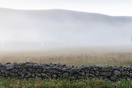 Morning fog on Sept. 27. 2019.