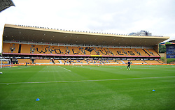 General view of the Molineux stadium home to Wolves  - Mandatory by-line: Nizaam Jones/JMP - 13/08/2016 - FOOTBALL - Molineux - Wolverhampton, England - Wolverhampton Wanderers v Reading - Sky Bet Championship