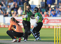 Cricket - 2019 Women's Cricket Kia Super League - Final: Western Storm vs. Southern Vipers<br /> <br /> Heather Knight of, Western Storm celebrates scoring the winning runs at County Cricket Ground, Hove.<br /> <br /> COLORSPORT/ANDREW COWIE