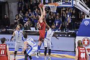 DESCRIZIONE : Eurocup 2015-2016 Last 32 Group N Dinamo Banco di Sardegna Sassari - Cai Zaragoza<br /> GIOCATORE : Viacheslav Kravstov<br /> CATEGORIA : Tiro Penetrazione Controcampo<br /> SQUADRA : Cai Zaragoza<br /> EVENTO : Eurocup 2015-2016<br /> GARA : Dinamo Banco di Sardegna Sassari - Cai Zaragoza<br /> DATA : 27/01/2016<br /> SPORT : Pallacanestro <br /> AUTORE : Agenzia Ciamillo-Castoria/L.Canu