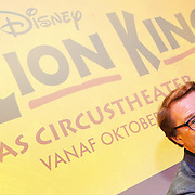NLD/Amsterdam/20160216 - Musical The Lion King is terug!, producent Albert Verlinde