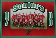 11/7/07 Smith Center, KS.The trading cards for the Smith Center high school football team....(Chris Machian/Prairie Pixel Group)