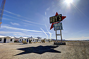 Roy's Motel, Historic Route 66, National Trails Highway, Amboy, California