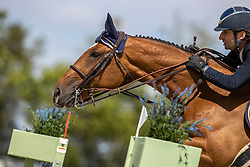Foutrier Guillaume, FRA, Fairness Hero Z<br /> CSI 3* Azelhof - Lier 2020<br /> © Hippo Foto - Dirk Caremans<br /> 26/07/2020