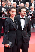 Director A.B. Shawky and producer Elisabeth Shawky-Arneitz at the Yomeddine gala screening at the 71st Cannes Film Festival, Wednesday 9th May 2018, Cannes, France. Photo credit: Doreen Kennedy
