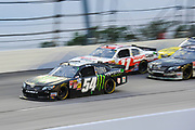 May 10, 2013: NASCAR Nationwide VFW Sport Clips Help a Hero 200, Kyle BuschMonster Energy   (Joe Gibbs) , Jamey Price / Getty Images 2013 (NOT AVAILABLE FOR EDITORIAL OR COMMERCIAL USE