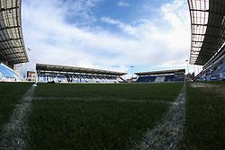 A general view of the stadium - Mandatory by-line: Arron Gent/JMP - 29/02/2020 - FOOTBALL - JobServe Community Stadium - Colchester, England - Colchester United v Cheltenham Town - Sky Bet League Two