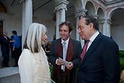 Venezia, 14.06.2011. Inaugurazione Labirinto Borges alla Fondazione Cini.<br /> Foto: Víctor Sokolowicz