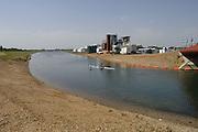 2005 FISA World Cup, Dorney Lake, Eton, ENGLAND, Boat Park, finish Tower and Bridge Photo  Peter Spurrier. .email images@intersport-images..[Mandatory Credit Peter Spurrier/ Intersport Images] Rowing Course, Dorney Lake