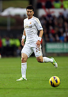 Sunday, 25 November 2012..Pictured: Ki Sung Yueng of Swansea..Re: Barclays Premier League, Swansea City FC v Liverpool at the Liberty Stadium, south Wales.