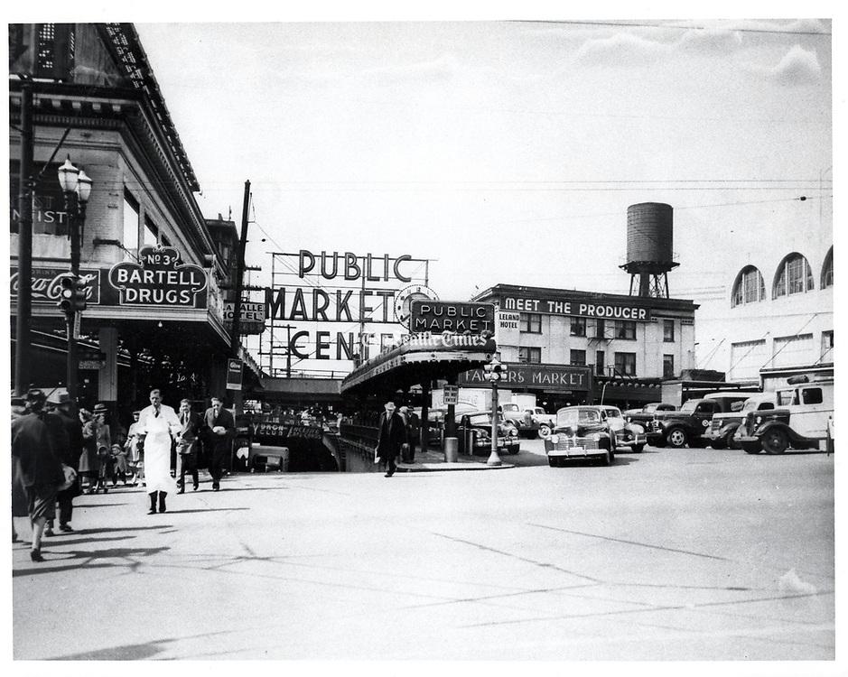 Seattle Times File, 1950