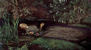 Sir John Everett Millais, 1st Baronet, PRA (1829 –1896) Ophelia