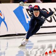 Tucker Fredricks - US Speed Skating Team - Long Track Speed Skating - Photo Archive