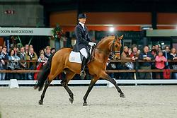 Gal Edward, NED, IPS United<br /> KWPN Hengstenkeuring - 's Hertogenbosch 2008<br /> Photo © Hippo Foto