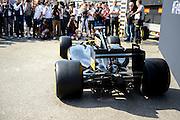 May 25-29, 2016: Monaco Grand Prix. Pirelli motorsport's vision of F1 in 2017.