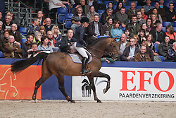 979 - Numero Uno<br /> KWPN Hengstenkeuring 's Hertogenbosch 2010<br /> © Dirk Caremans