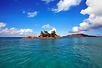 saint pierre island in seychelles indian ocean