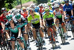 Pascal Ackermann (GER) of Bora - Hansgrohe during 2nd Stage of 26th Tour of Slovenia 2019 cycling race between Maribor and Celje (146,3 km), on June 20, 2019 in  Slovenia. Photo by Vid Ponikvar / Sportida