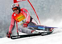 ◊Copyright:<br />GEPA pictures<br />◊Photographer:<br />Hans Simonlehner<br />◊Name:<br />Kjus<br />◊Rubric:<br />Sport<br />◊Type:<br />Ski alpin<br />◊Event:<br />FIS Ski Weltcup, Riesentorlauf der Herren<br />◊Site:<br />Kranjska Gora, Slowenien<br />◊Date:<br />26/02/05<br />◊Description:<br />Lasse Kjus (NOR)<br />◊Archive:<br />DCSSL-250205641<br />◊RegDate:<br />26.02.2005<br />◊Note:<br />9 MB - MP/MP - Nutzungsrechte nur fuer oesterreichische Kunden! ATTENTION - COPYRIGHT ONLY FOR AUSTRIAN CLIENTS - Nutzungshinweis: Es gelten unsere Allgemeinen Geschaeftsbedingungen (AGB) bzw. Sondervereinbarungen in schriftlicher Form. Die AGB finden Sie auf www.GEPA-pictures.com.<br />Use of picture only according to written agreements or to our business terms as shown on our website www.GEPA-pictures.com.
