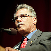 Robert Vasquez at a Minute Men summit in Las Vegas, Nevada Please contact Todd Bigelow directly with your licensing requests.