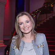 NLD/Hilversum /20131210 - Sky Radio Christmas Tree For Charity 2013, Daphne Lammers