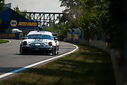 16-18 August, 2012, Montreal, Quebec, Canada.Andy Lally, John Potter, Magnus Racing / Porsche GT3.(c)2012, Jamey Price.LAT Photo USA.