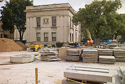 Yale University Campus, Hewitt Quadrangle Waterproofing Retrofit 2004