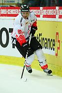 01.Mai 2012; Kloten; Eishockey - Schweiz - Kanada; Damien Brunner (SUI)<br />  (Thomas Oswald)