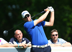 May 25, 2017 - Virginia Water, United Kingdom - Matthew Southgate of England  during 1st Round for the 2017 BMW PGA Championship on the west Course at Wentworth on May 25, 2017 in Virginia Water,England  (Credit Image: © Kieran Galvin/NurPhoto via ZUMA Press)