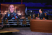 "June 09, 2021 - NY: NBC's ""The Tonight Show Starring Jimmy Fallon"" - Episode 1476"