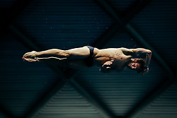 Tom Daley from Dive London Aquatics Club competes in the Mens 10m Platform Preliminary - Mandatory byline: Rogan Thomson/JMP - 12/06/2016 - DIVING - Ponds Forge - Sheffield, England - British Diving Championships 2016 Day 3.