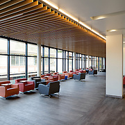 Image of DVC Commons Building Education Infrastructure Architectural Example of Chip Allen Photography.