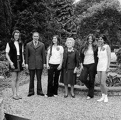 PADDOCK WOOD GROUPS 1971