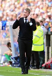 Peterborough United manager Grant McCann - Mandatory by-line: Dougie Allward/JMP - 12/08/2017 - FOOTBALL - Memorial Stadium - Bristol, England - Bristol Rovers v Peterborough United - Sky Bet League One
