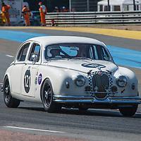 #121, Jaguar Mk 1 (1959), Jaguar Classic Challenge on 07/07/2018 at the Le Mans Classic, 2018