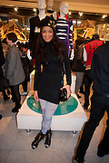 SARAH JANE CRAWFORD, The Nineties are Vintage. Concept Store, Rellik and Workit. The Wonder Room. Selfridges. Oxford St. London. 7 January 2010.