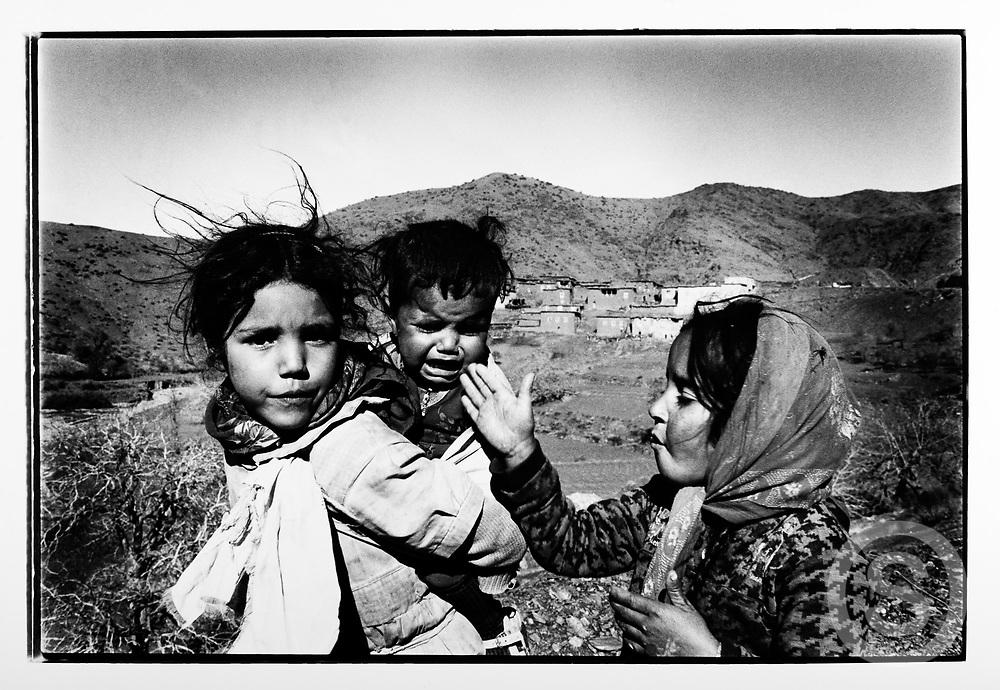 Photographer: Chris Hill, Atlas Mountains, Morocco 1989
