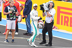 June 23, 2018 - Castellet, France - Lewis Hamilton - FORMULE 1 : Grand Prix de France - Qualifications - Circuit Paul-Ricard (Credit Image: © Panoramic via ZUMA Press)