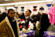 """Obama Inauguration - Monday activities around the Capitol on Martin Luther King Jr. Day. Obama merchandise superstore. Obama """"bobblehead"""" dolls for $19.99."""