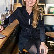 NLD/Amsterdamt/20170111 - Nieuwjaarsborrel Opvliegers 2, Peggy Vrijens