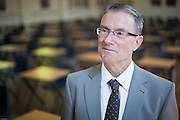 Andrew Dodge, chair of the governing body at Chiswick Community School.