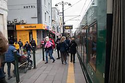 Metro Tram, Istanbul